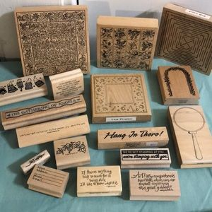 New and used lot of stamps